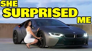 My Tuned i8 Surprised Everyone at The Dragstrip