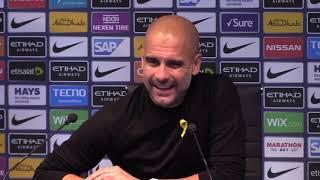 Manchester City 3-0 Fulham   Pep Guardiola Post Match Press Conference   Premier League