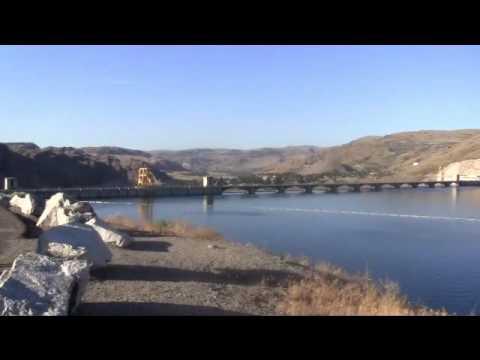 Grand Coulee Dam- Washington State, USA