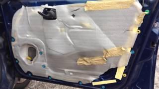 Fiat Punto mk2 - Inner panel front door - DIYChannel
