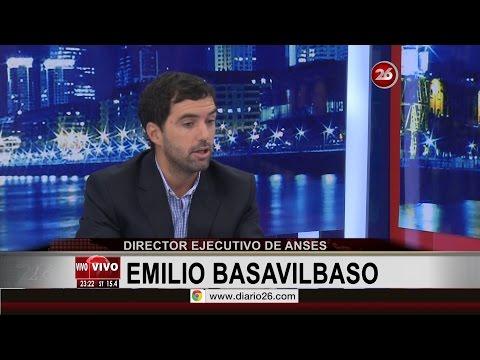 """Emilio Basavilbaso en """"Antes que mañana"""", de Paulino Rodrígues - 20/04/16"""