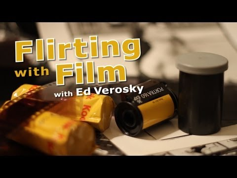 Flirting with Film #1:  Film and Negative Scanning