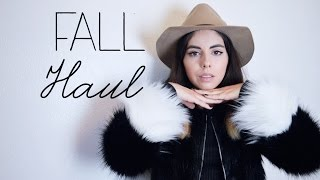 Stephs Huge Fall Haul | The Fashion Citizen Thumbnail