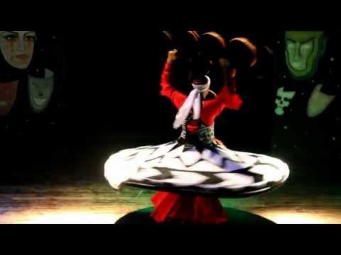 Египетский танец с юбками - Танура (Шарм Эль Шейх 2013)