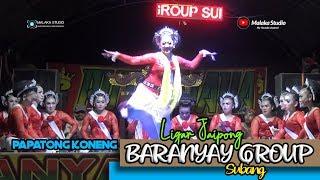 Papatong Koneng. Ligar Jaipong Baranyay Group Subang. Terbaru. ( malaka studio HD )