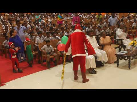St.Bedes, Santhome, Chennai - Christmas Celebration 2017