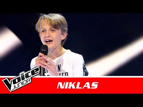 Niklas  When Doves Cry af Prince  Blind 1  Voice Junior Danmark 2016