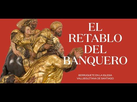 """Exposición """"El Retablo Del Banquero"""""""