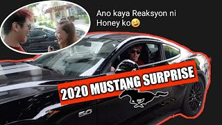 Sports Car Surprise GT Mustang 2020 by Keith Talens
