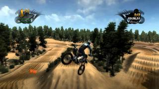 MX vs ATV REFLEX - Custom Track Review - JT Compound
