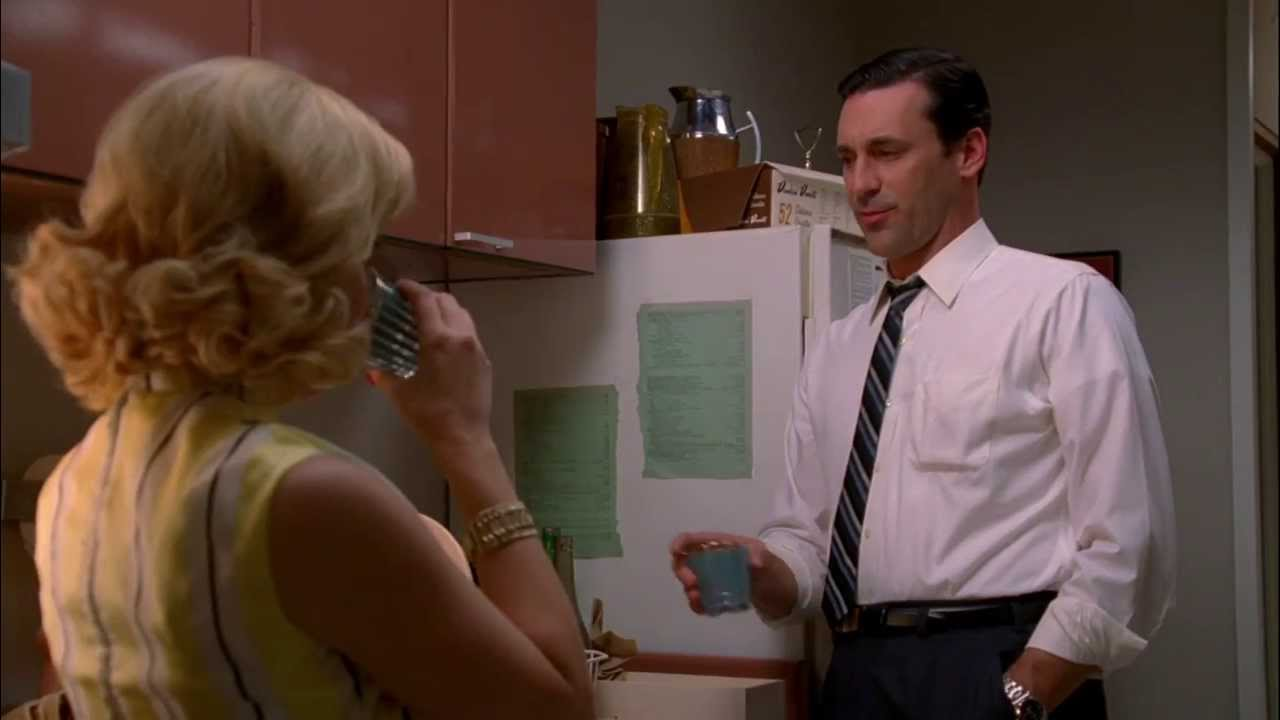 Mad Men - Temporada 4 - ¿Quién es Don Draper?