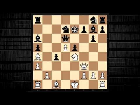 MINIATURA EXPLOSIVA: Judit Polgar vs Alexei Shirov (Amsterdam, 1995)