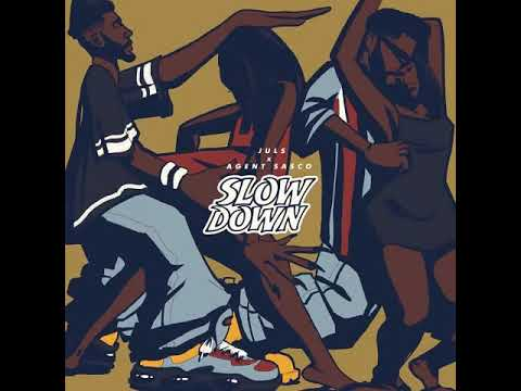 Juls X Sasco - Slow Down Official Audio