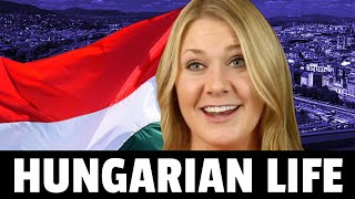 Baixar American REACTS to living in Hungary (food, culture, history, etc.)