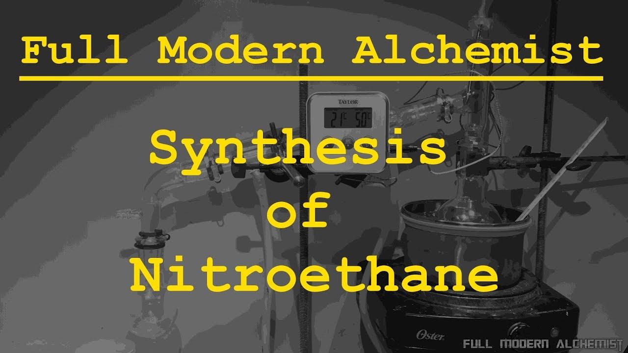 Synthesis of Nitroethane