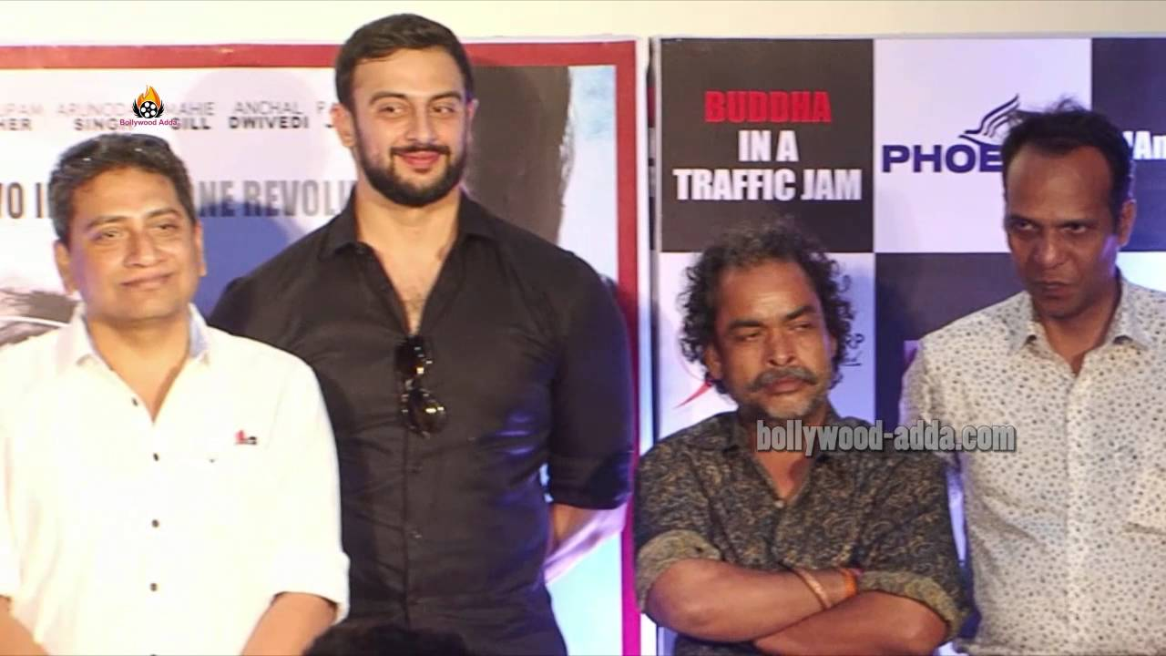 Download Buddha In A Traffic Jam (2016) - Official Trailer Launch With Star Cast !!!