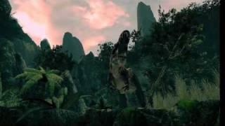 ps3 turok creatures trailer