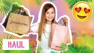 HAUL UBRANIA NA LATO 2018 + prezenty od Pusheen Girl ❤ CookieMint