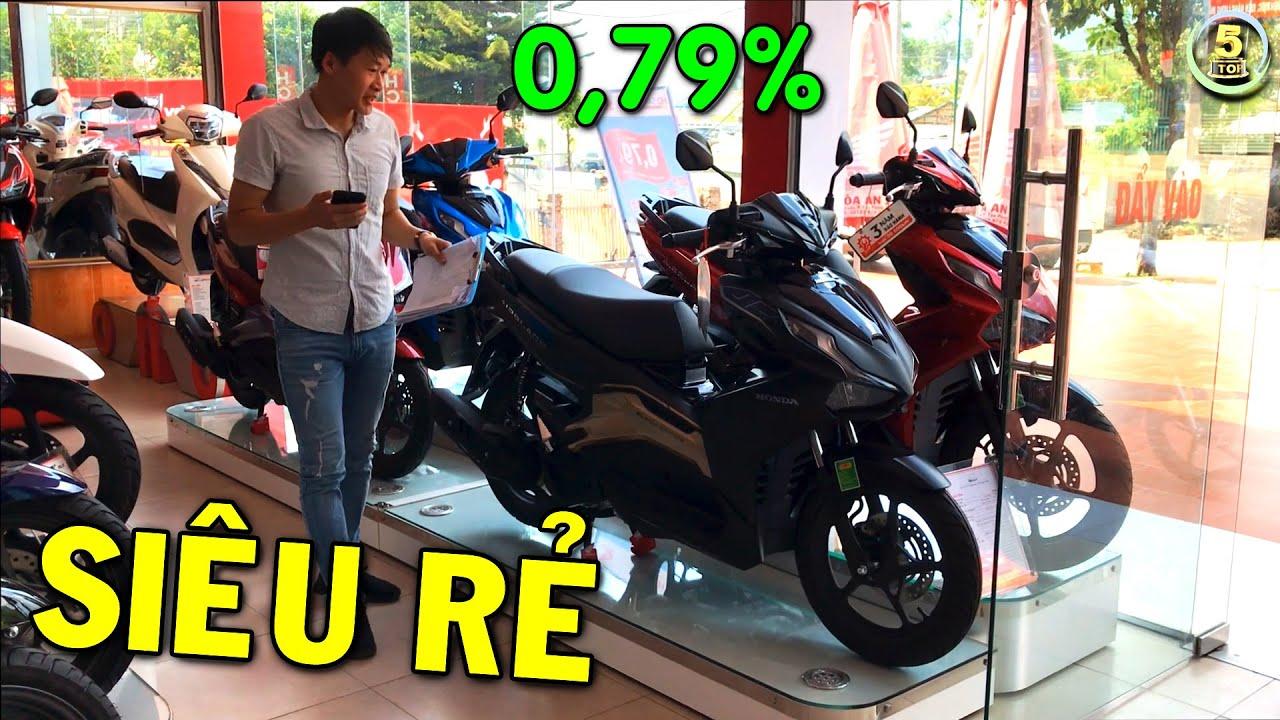 Giá xe Honda AirBlade 2020 SIÊU RẺ – Lãi xuất 0.79% ▶️ Ưu nhược điểm của AirBlade 2020 🔴TOP 5 ĐAM MÊ