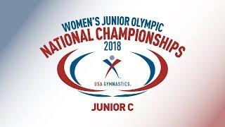 2018 Women's Junior Olympic National Championships - Junior C