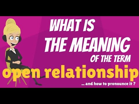 Open relationship meaning in urdu