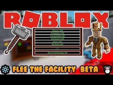 Flee The Facility Beta Hack Script New 2019 Youtube