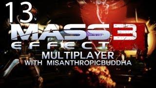 Mass Effect 3 Multiplayer, Part 13: N7 Slayer Vanguard vs. Cerberus (Gold)
