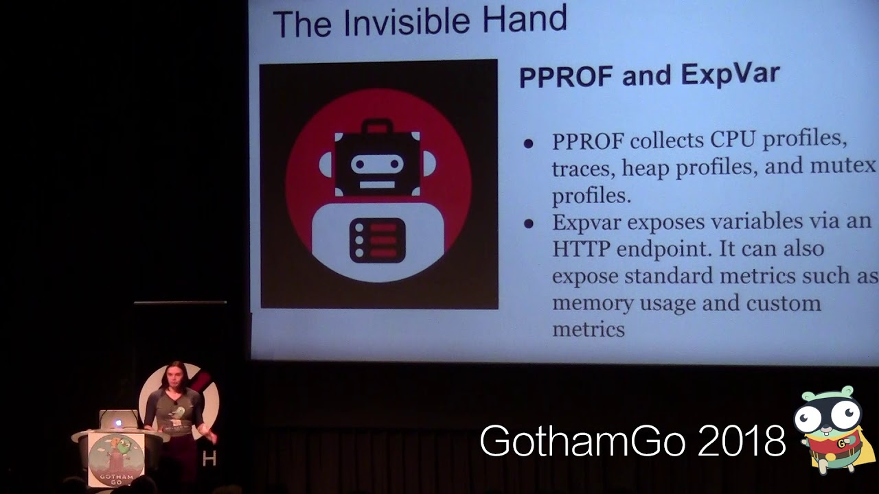 GothamGo 2018 - Happy Path to Go – Transitioning teams to Golang by Jonas