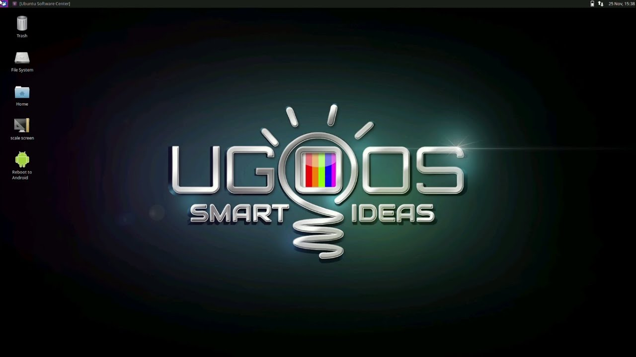 Ugoos UT3/UM3 - Linux Ubuntu 14 10 on Rockchip RK3288