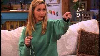 Friends - Phoebe and the Phone!