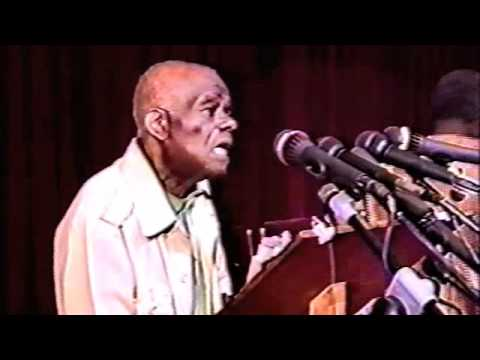 Dr. John Henrik Clarke on organized religion vs spirituality, part 2