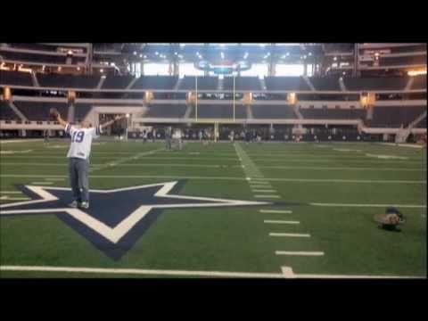 Dallas Tour: RCR visits Cowboys Stadium