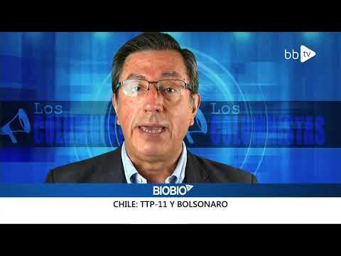 Chile: TTP-11 y Bolsonaro