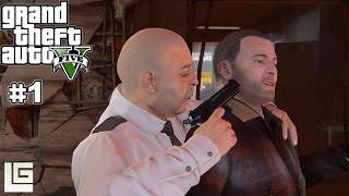 ГТА 5 (Пролог). GTA V Фильм часть #1 (Live Game)