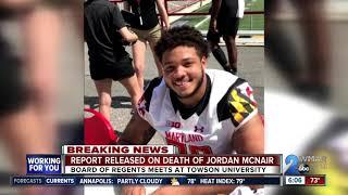 USM Board of Regents releases report on Jordan McNair's death