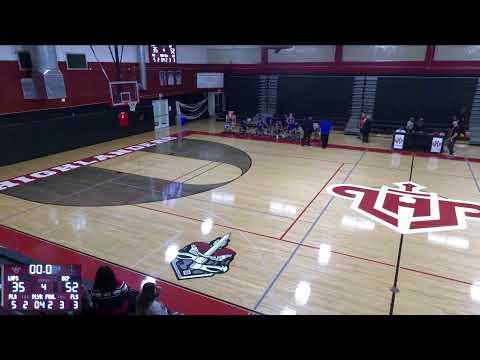 Lake Highland vs. Orlando Christian Prep JV Mens' Basketball