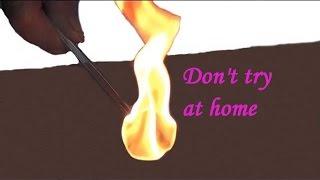 Wie Erstellen Sie Feuer, Indem Sie AC-Strom