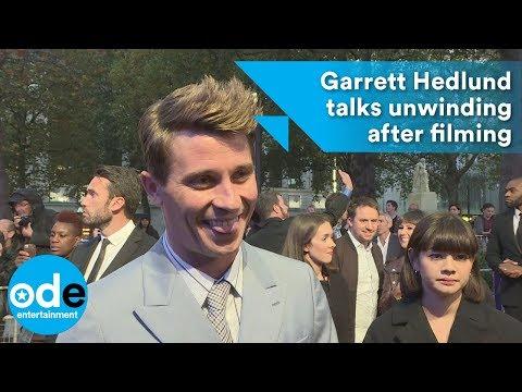 Mudbound: Garrett Hedlund talks unwinding after filming