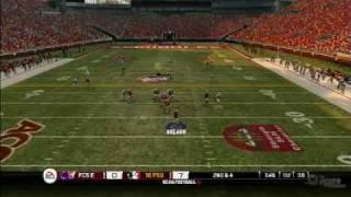 NCAA College Football 10 Seminoles Gameplay