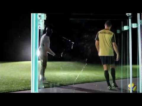 Cristiano Ronaldo tested to the limit. ORIGINAL HD