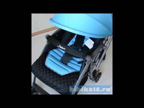 Jetem Uno прогулочная коляска от интернет-магазина bibika18.ru