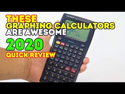 Best Graphing Calculators 2018