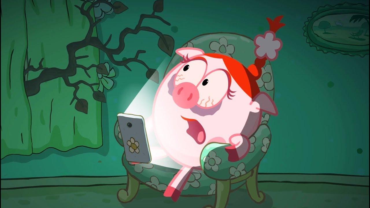 Спящая красавица - Смешарики 2D. Азбука цифровой грамотности   Новая серия  2019!