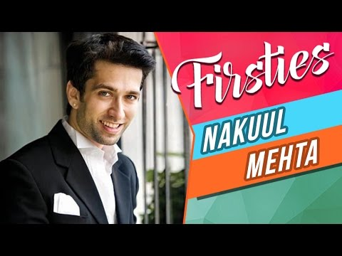 Nakuul Mehta aka Shivaay REVEALS His First Date, Kiss & More!   FIRSTIES   EXCLUSIVE