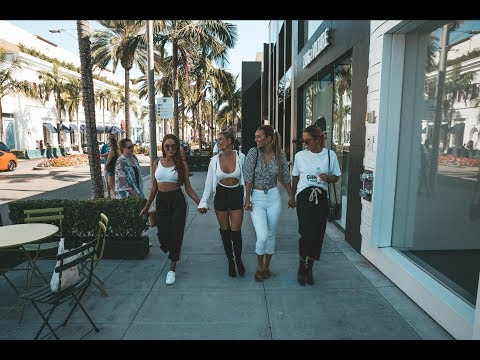 Download Youtube: VLOG -THE SQUAD TAKES LA || LILY BROWN