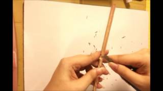 HOW TO UNDRESS A PENCIL CREATIVELY