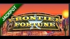 Slot Machine - Frontier Fortunes