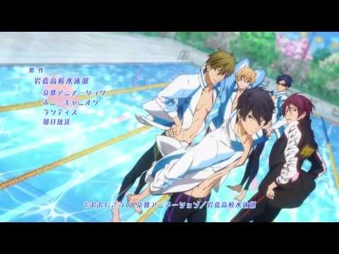 Free! I'm Sexy and I Know It (Sacanime Summer 2013 Comedy/Romance 1st Place)