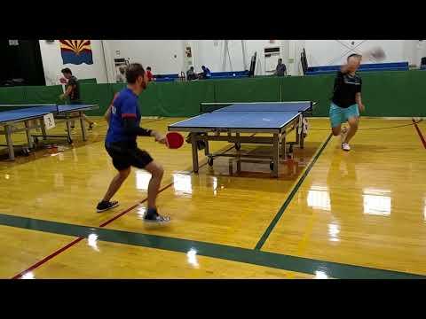 Matt Winkler vs Cheng Li