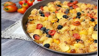 SONO LA FINE DEL MONDO PATATE ALLA SICILIANA Ricetta Facile  Sicilian potatoes  Easy recipe